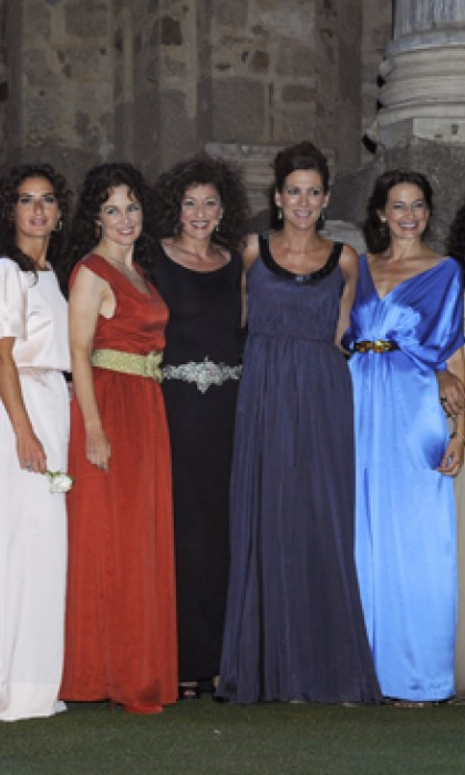 Actrices Premios Ceres 2013